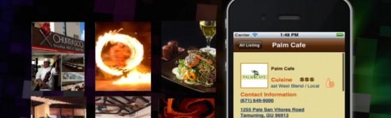 GHRA Taste Guam Mobile Dining Guide App