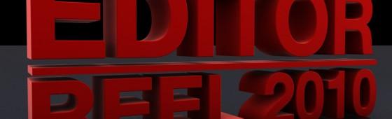 Editor Reel 2010