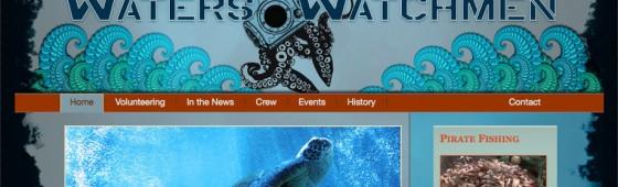 Waters Watchmen Website